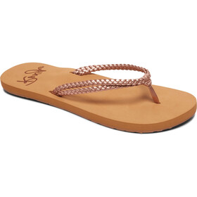 Roxy Costas Sandalen Dames, rose gold